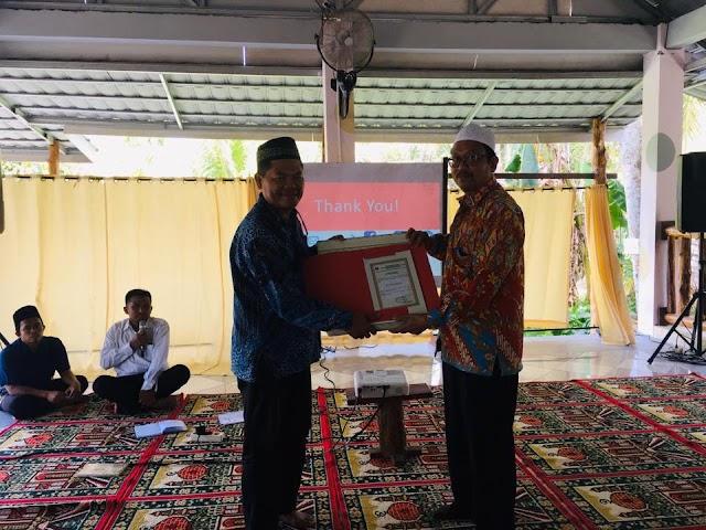 Kunjungan KKM MTsN 3 Jakarta