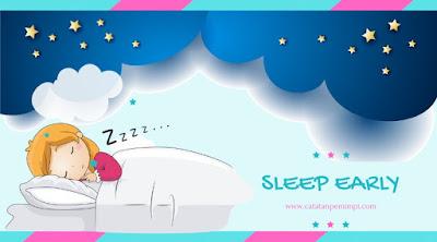 tidur-awal