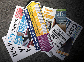 Richmond Park by-election: Liberal Democreat leaflets