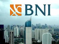 PT Bank Negara Indonesia (Persero) Tbk - Recruitment For Officer Development Program BNI October 2016