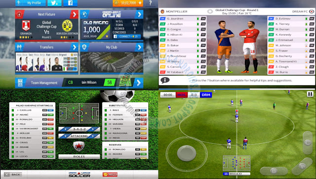 Dream league Soccer 2017 Apk Data Full With Mod All