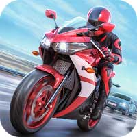 Racing Fever: Moto (Unlimited Money+Bikes) for Download Free Android
