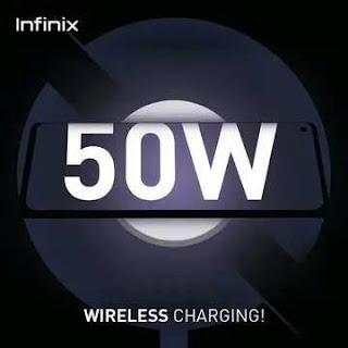 Infinix Zero X charge power