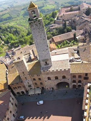 Palazzo Vecchio del Podesta in San Gimignano