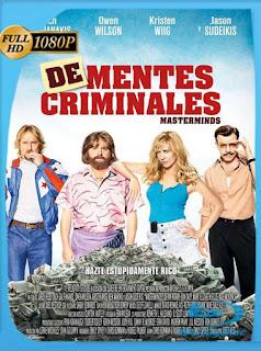 De-mentes criminales (2016) HD [1080p] Latino [GoogleDrive] DizonHD