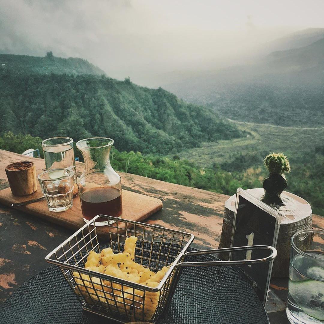Daftar Harga Menu dan Lokasi Akasa Kintamani Coffee & Bakery Bali -  Wisatainfo