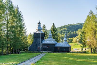 Cerkiew św. Dymitra w Czarnej