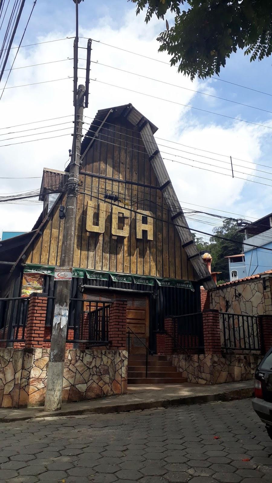 Restaurante UCA de Prados