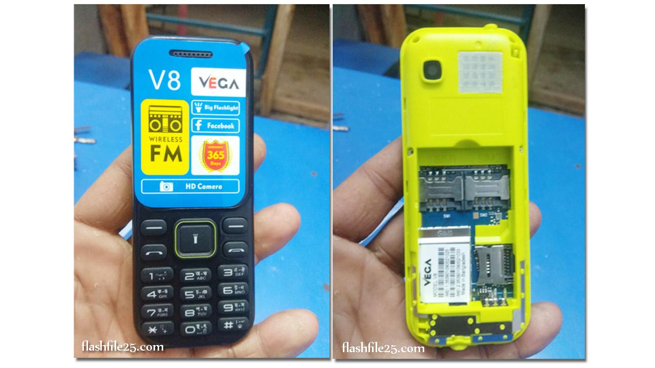 Vega V8 flash file without password, Vega V8 6531e flash file, Vega V8 firmware, Vega V8 pin code, Vega V8 boot key, Vega V8 price