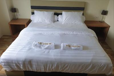 Tipe kamar di hotel cahaya inn batulicin