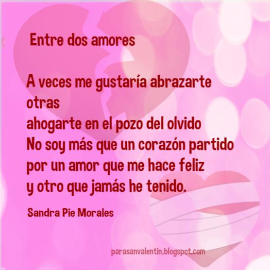 Poemas De Amor Corazón Partido Frases De Amor