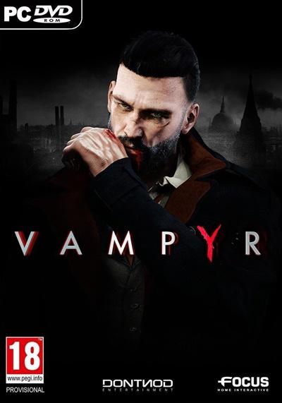 โหลดเกมส์ Vampyr