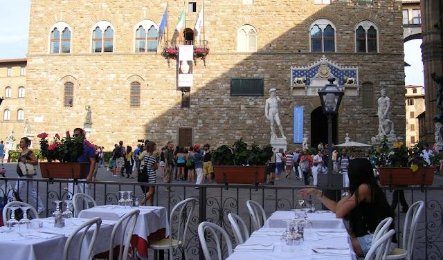 Dicas sobre o que fazer na Piazza della Signoria