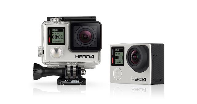 Mini Kamera Sportowa GoPro Hero 4 Black