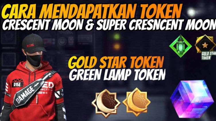 Cara Mendapatkan Token Super Crescent Moon