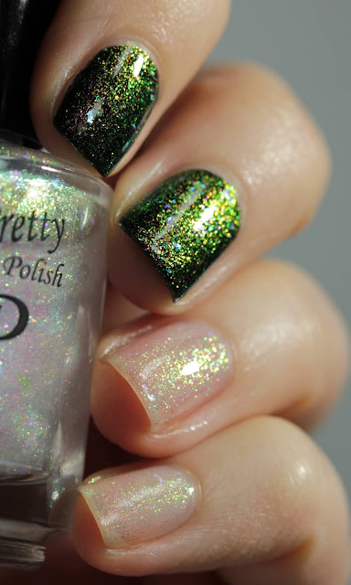 Paint It Pretty Polish Thanks For Nothing You Useless Reptile swatch by Streets Ahead Style