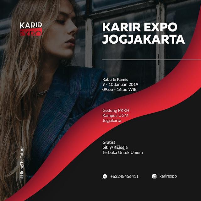 Job Fair Jogjakarta 2019