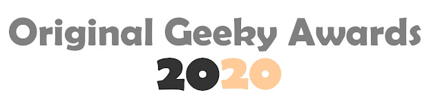 Original Geeky Awards 2020