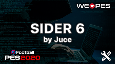 Sider v6.3.9 by Juce | PES 2020