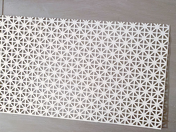 how to make snowflakes out of aluminum union jack mill sheet