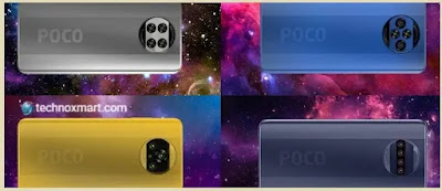Poco X3 Is Said To Feature An Primary Camera Of 64-Megapixel, Quick Battery Charge Technology
