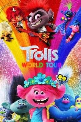 فيلم Trolls World Tour 2020 مدبلج اون لاين