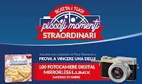 """Concorso Cameo """"Scatta i tuoi piccoli momenti straordinari"""" : vinci 100 fotocamere digital Mirrorless Lumix"""