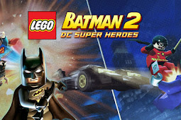 Free Download Game LEGO Batman 2 for Computer PC or Laptop