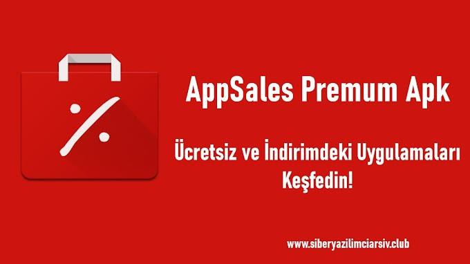 AppSales Premium Apk | V11.2 İndirim Takip