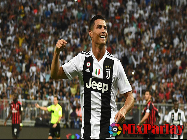 Pelatih Juventus Maurizio Sarri Ingin Cristiano Ronaldo Memecahkan Rekor Di Serie A