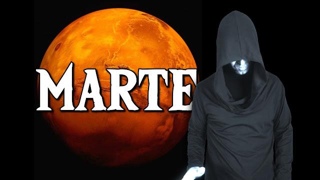 Marte Wallpaper