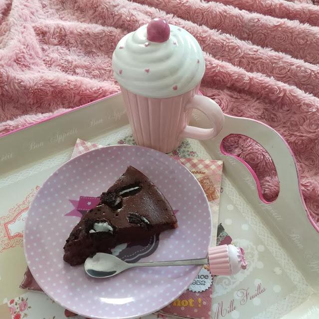 Recette Gâteau Mascarpone Choco-Oreo® Cyril Lignac