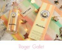 Eau parfumée Bienfaisante Mandarine Roger & Gallet édition
