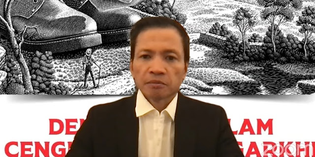 Usman Hamid: Elit Sedang Mengubur Demokrasi Politik Dan Demokrasi Ekonomi