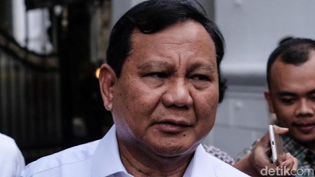 Menhan Prabowo Konsisten Cool Soal Natuna