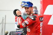 Battistella Menegaskan bahwa Dovizioso Belum Menginginkan Pensiun Dari MotoGP