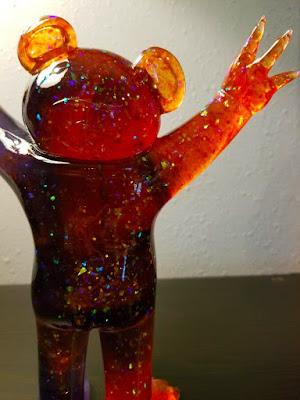 "DERO: beLIEve ""Cosmos Ver. 2"" Resin Figure by Jermaine Rogers"