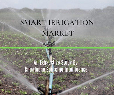 global smart irrigation market size