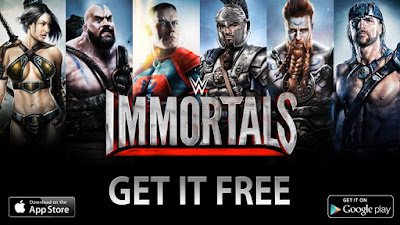 WWE Immortals | Top 5 WWE Android Games 2016