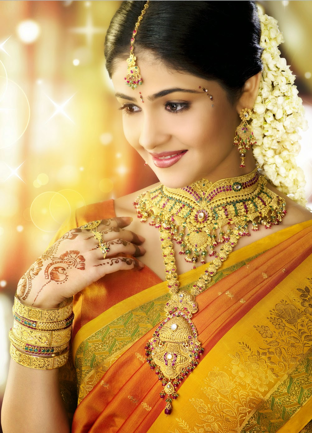 Free Download HD Wallpapers: Latest Indian Wedding Jewelry ...