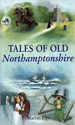 Tales of Old Northamptonshire by Marian Pipe book cover