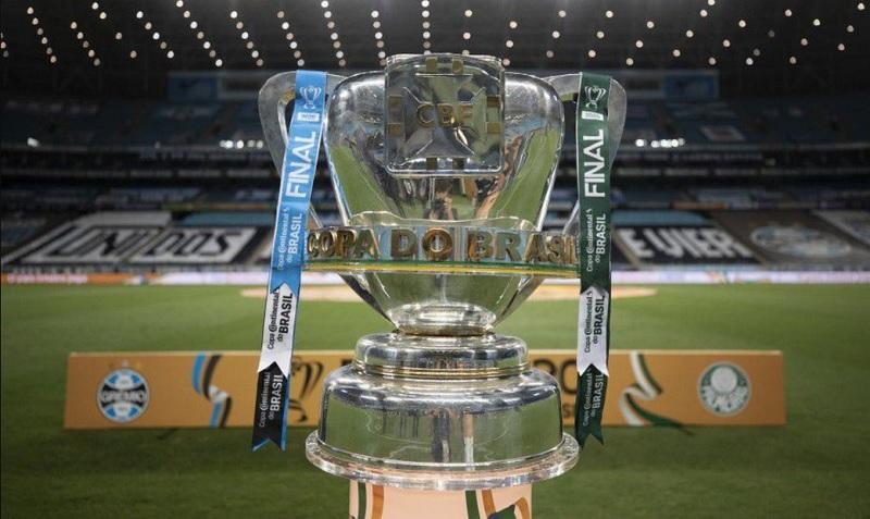 CBF define potes de sorteio da terceira fase da Copa do Brasil - Portal Spy