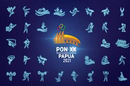 Yunus Wonda Luncurkan Animasi Piktogram 56 Disiplin Cabor PON XX Papua