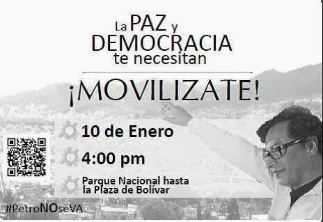 Gran Movilización en Defensa de la Democracia y la Paz