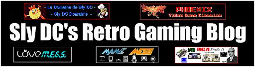 Sly DC's Retro Gaming Blog