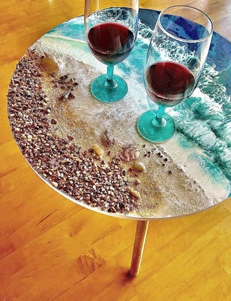 Ocean Beach Table
