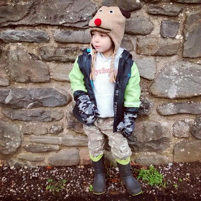 outdoor childhood
