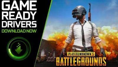 محاكي ببجي Nvidia GeForce Now