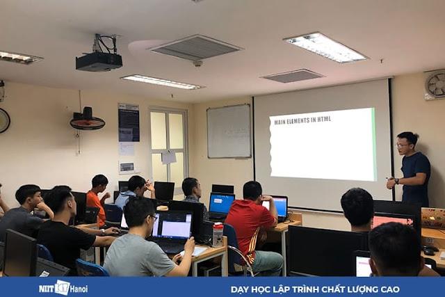 Lớp học Javascirpt miễn phí tháng 7/2019