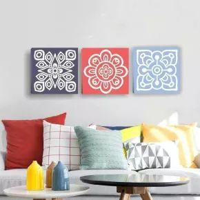 Quadros decorativos para deixar as paredes incríveis